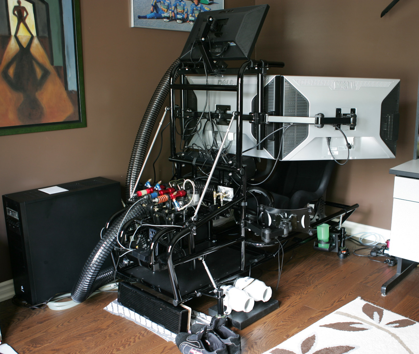 Fts Tc R1 Review Racing Rig Reviews Insidesimracing Forums